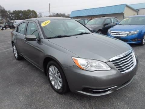 2012 Chrysler 200 for sale in Chesnee, SC