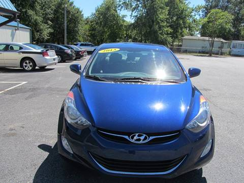2013 Hyundai Elantra for sale in Chesnee, SC