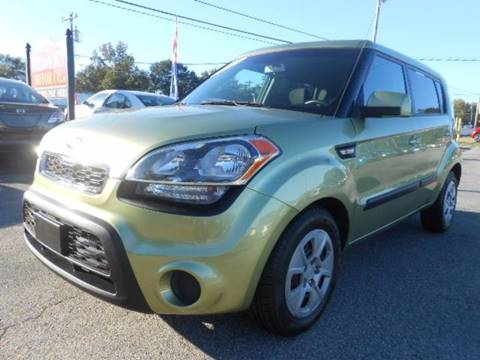 2013 Kia Soul for sale in Chesnee, SC