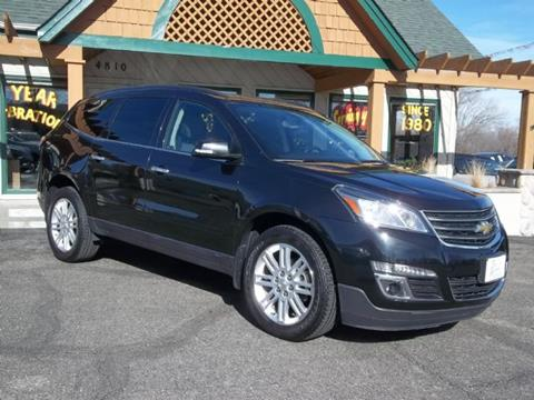 2015 Chevrolet Traverse for sale in Prior Lake MN