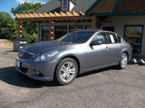 2013 Infiniti G37 Sedan for sale in Prior Lake, MN