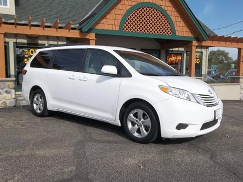 2016 Toyota Sienna for sale in Prior Lake, MN