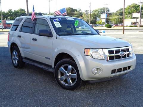 2008 Ford Escape for sale at Car Nation in Aberdeen MD