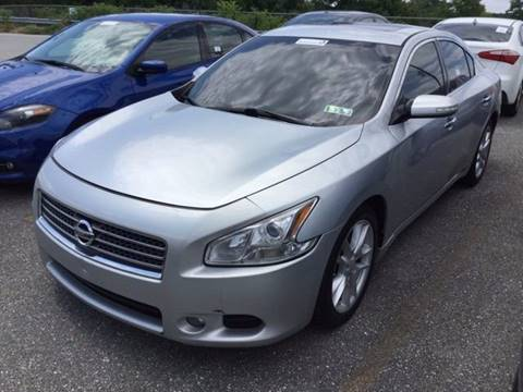 2010 Nissan Maxima for sale at Car Nation in Aberdeen MD