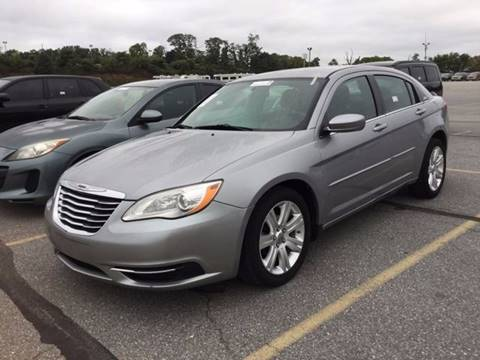 2013 Chrysler 200 for sale at Car Nation in Aberdeen MD