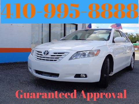2009 Toyota Camry for sale at Car Nation in Aberdeen MD