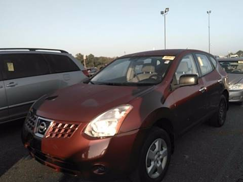 2010 Nissan Rogue for sale at Car Nation in Aberdeen MD