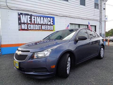2013 Chevrolet Cruze for sale at Car Nation in Aberdeen MD