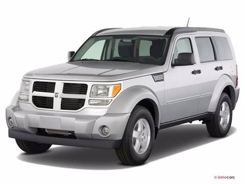 2008 Dodge Nitro for sale at Car Nation in Aberdeen MD