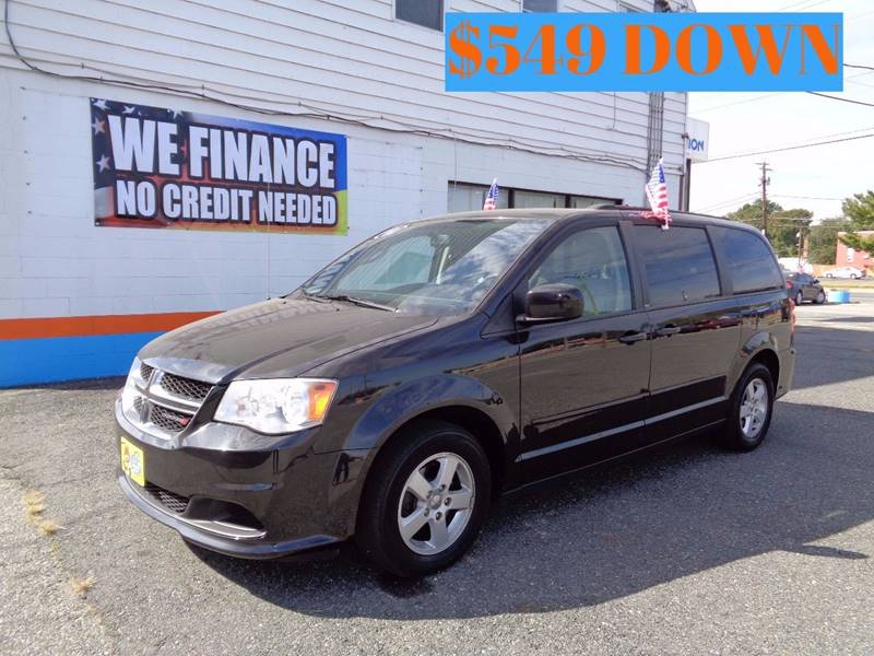 2012 Dodge Grand Caravan for sale at Car Nation in Aberdeen MD