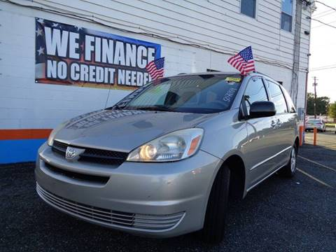 2005 Toyota Sienna for sale at Car Nation in Aberdeen MD