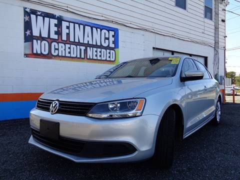 2012 Volkswagen Jetta for sale in Aberdeen, MD