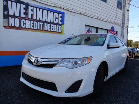 2012 Toyota Camry for sale at Car Nation in Aberdeen MD
