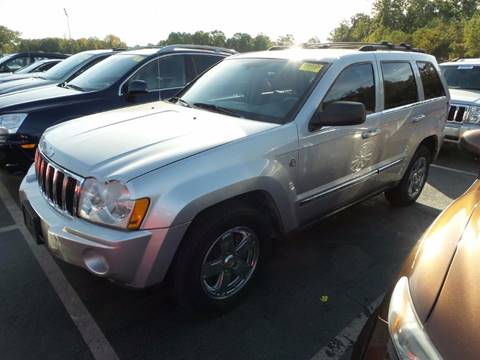 2006 Jeep Grand Cherokee for sale at Car Nation in Aberdeen MD