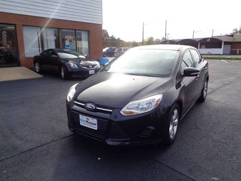 2013 Ford Focus for sale at Car Nation in Aberdeen MD
