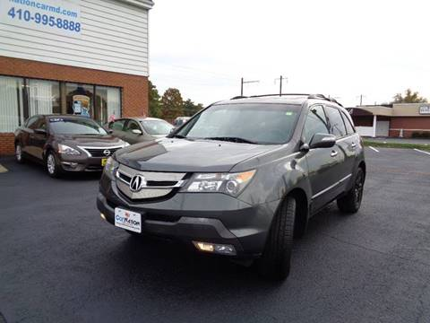 2007 Acura MDX for sale at Car Nation in Aberdeen MD
