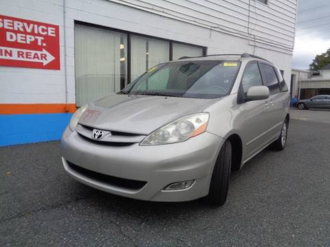 2007 Toyota Sienna for sale at Car Nation in Aberdeen MD