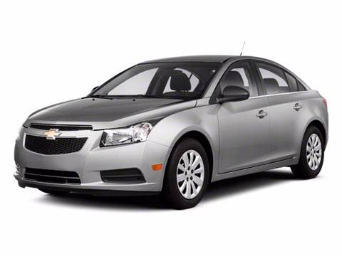 2012 Chevrolet Cruze for sale at Car Nation in Aberdeen MD