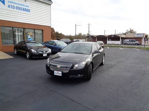 2009 Chevrolet Malibu for sale at Car Nation in Aberdeen MD