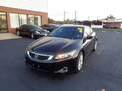 2008 Honda Accord for sale at Car Nation in Aberdeen MD