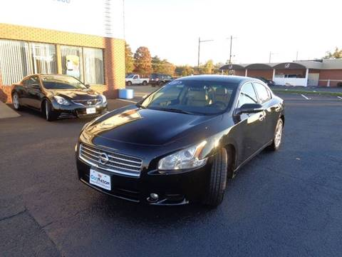2011 Nissan Maxima for sale at Car Nation in Aberdeen MD