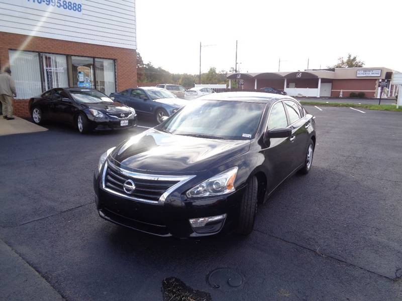 2014 Nissan Altima For Sale At CarNation In Aberdeen MD