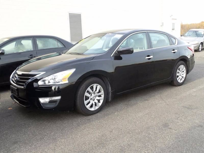 2013 nissan altima 2.5 s in aberdeen md - carnation