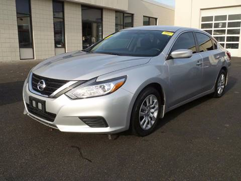 2016 Nissan Altima for sale at Car Nation in Aberdeen MD