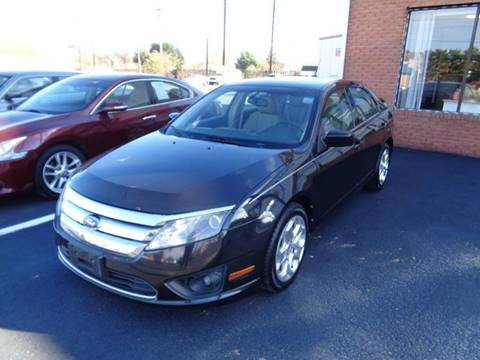 2010 Ford Fusion for sale at Car Nation in Aberdeen MD