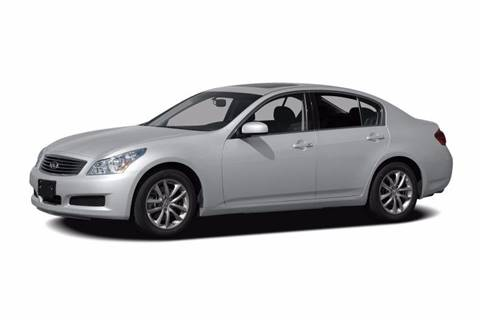2008 Infiniti G35 for sale at Car Nation in Aberdeen MD