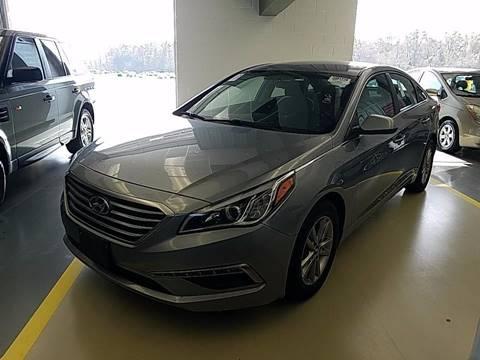 2015 Hyundai Sonata for sale at Car Nation in Aberdeen MD