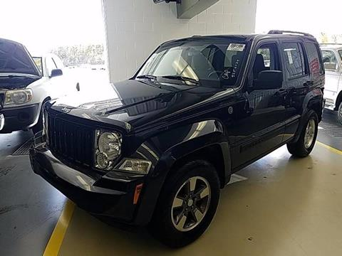 2008 Jeep Liberty for sale at Car Nation in Aberdeen MD