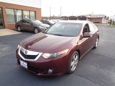2010 Acura TSX for sale at Car Nation in Aberdeen MD