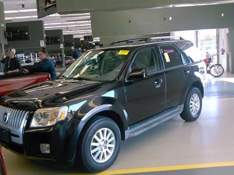 2010 Mercury Mariner for sale at Car Nation in Aberdeen MD