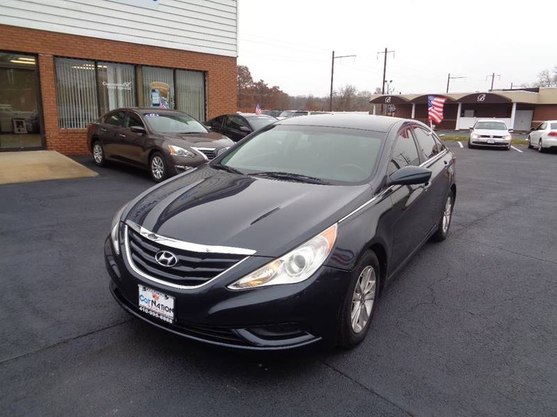 2012 Hyundai Sonata For Sale At CarNation In Aberdeen MD