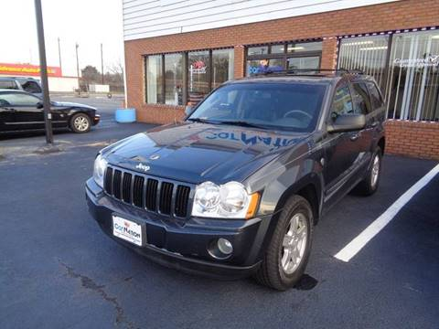 2007 Jeep Grand Cherokee for sale at Car Nation in Aberdeen MD