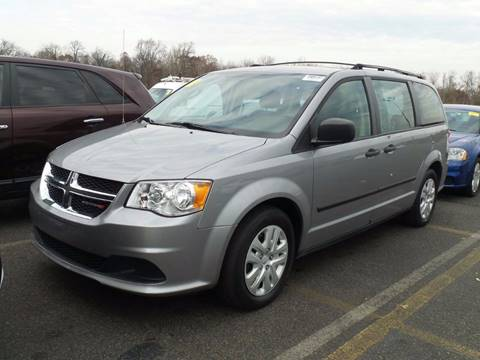 2015 Dodge Grand Caravan for sale at Car Nation in Aberdeen MD