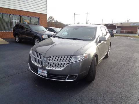 2010 Lincoln MKT for sale at Car Nation in Aberdeen MD