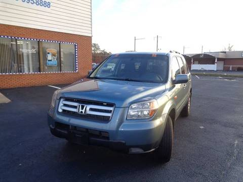 2008 Honda Pilot for sale at Car Nation in Aberdeen MD