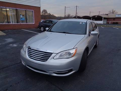 2012 Chrysler 200 for sale at Car Nation in Aberdeen MD