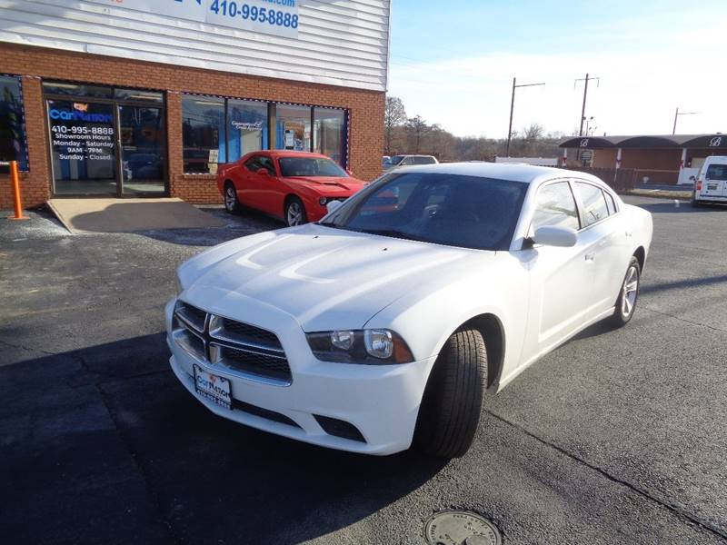 2011 Dodge Charger Rallye In Aberdeen MD - CarNation