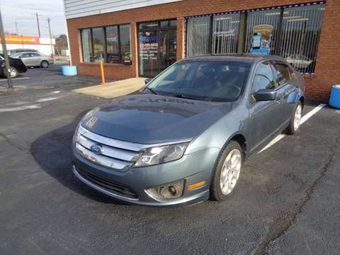 2011 Ford Fusion for sale at Car Nation in Aberdeen MD