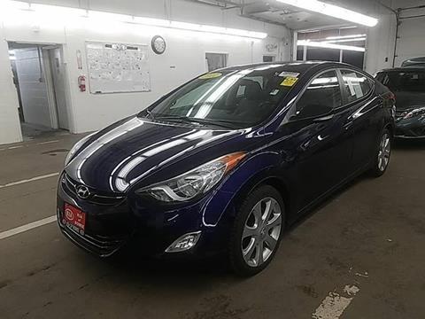 2011 Hyundai Elantra for sale at Car Nation in Aberdeen MD