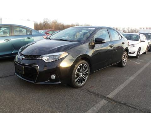 2014 Toyota Corolla for sale at Car Nation in Aberdeen MD