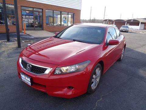 2009 Honda Accord for sale at Car Nation in Aberdeen MD