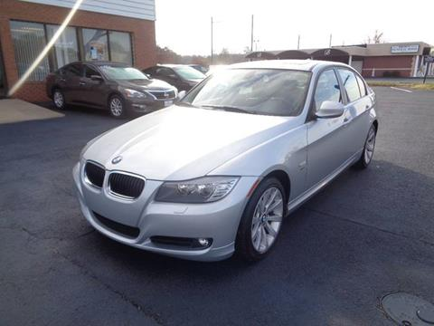 2011 BMW 3 Series for sale at Car Nation in Aberdeen MD