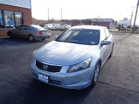 2010 Honda Accord for sale at Car Nation in Aberdeen MD