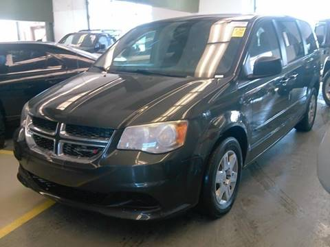 2011 Dodge Grand Caravan for sale at Car Nation in Aberdeen MD