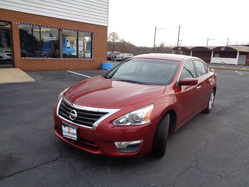 2013 Nissan Altima For Sale At CarNation In Aberdeen MD
