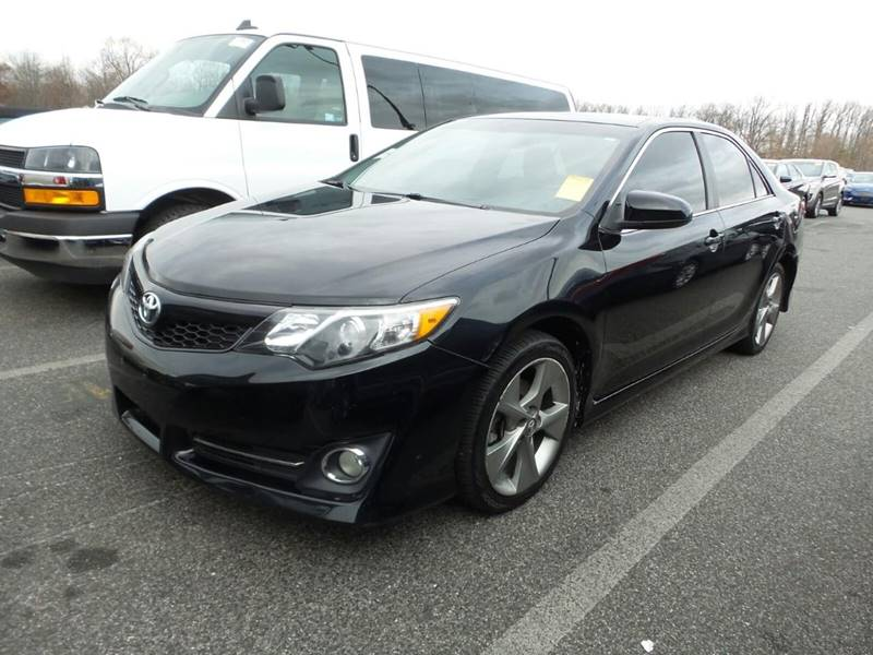 2012 Toyota Camry For Sale >> 2012 Toyota Camry SE Sport Limited Edition In Aberdeen, MD
